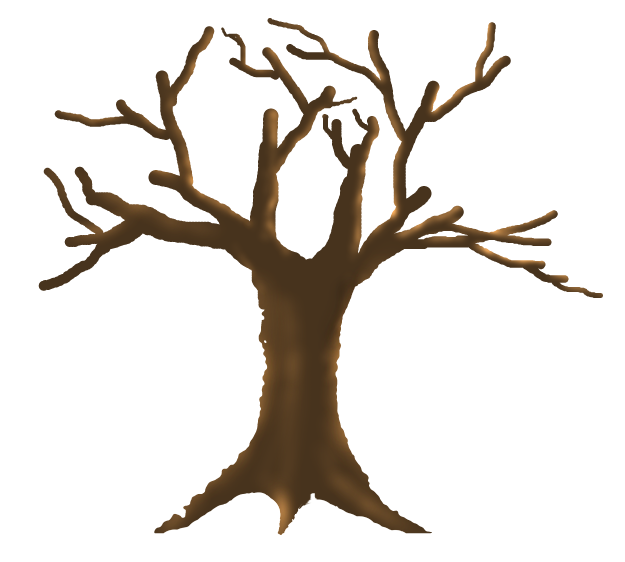 Learn Drawing A Magical Tree From The Scratch In Photoshop Vfxmaximum
