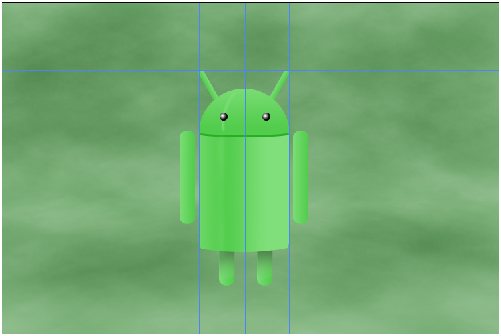 Digital art : Android Icon Step-32