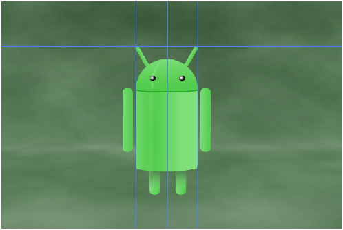Digital art : Android Icon Step-34