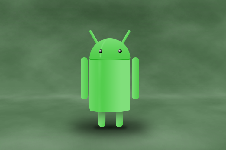 Digital art : Android Icon