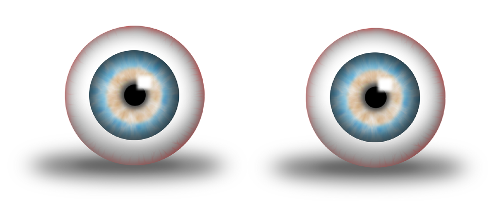 Realistic Eye balls in Photoshop